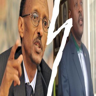 Kagame vs nkuriziza