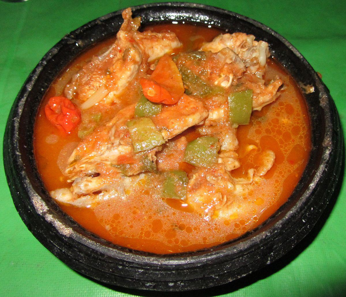 Le plat de la semaine : Kédjénou de poulet (Côte d'ivoire)