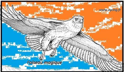 L oiseau magique