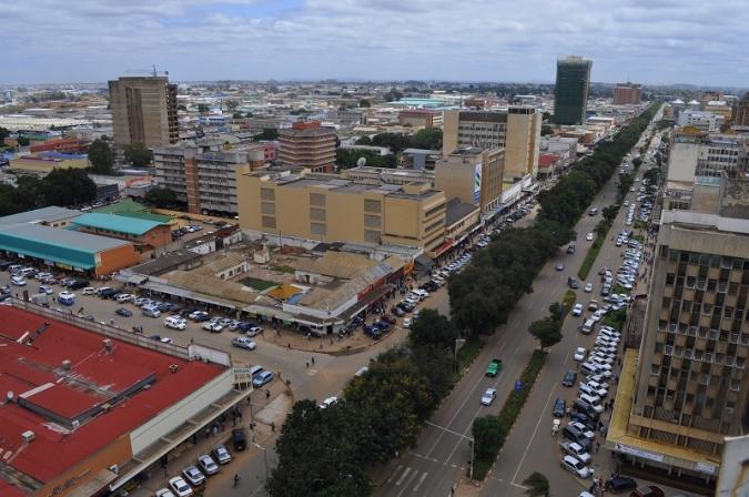 Lusaka(Zambie)