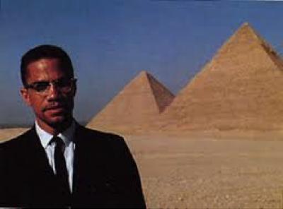 Malcom en egypte