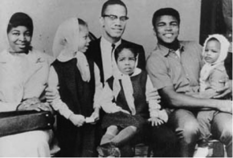 Malcomx family