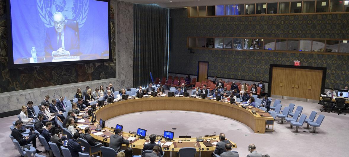 L'ONU appelle à la cessation des hostilités en Libye
