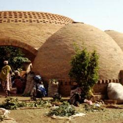 Marché d'herboristes Bamako(Mali)