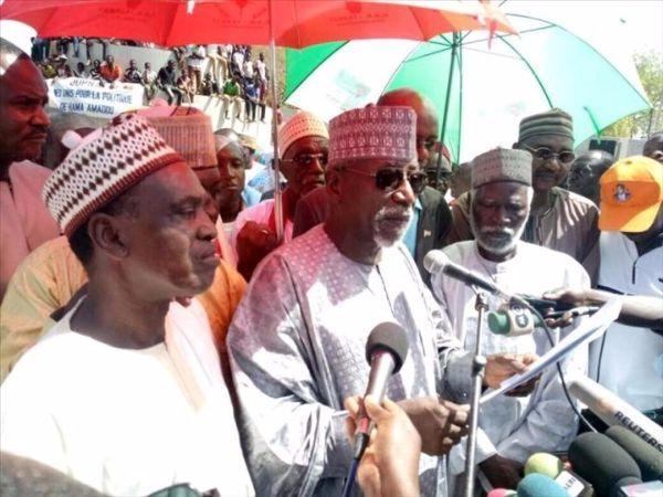 Niger : l'opposition organise une marche pour exiger un code électoral consensuel