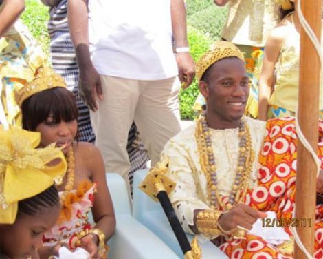 Mariage en pays bete