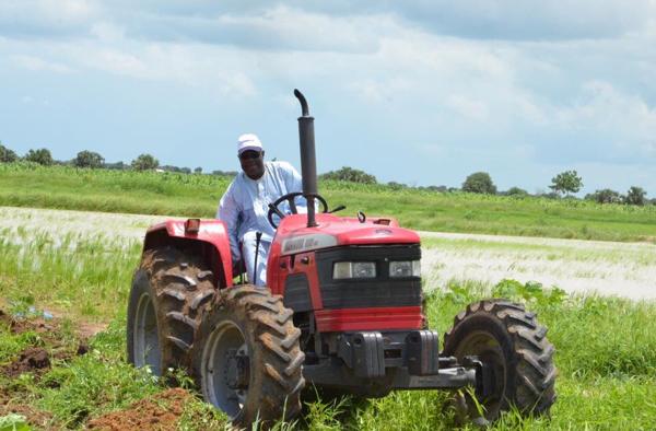 Le Tchad étudie une nouvelle stratégie nationale de mécanisation agricole