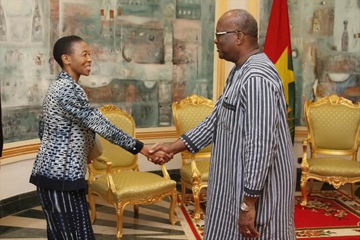 Certains progrès risquent d'être érodés par l'insécurité au Burkina Faso
