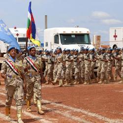 Centrafrique : la MINUSCA appuie le recrutement de l'armée centrafricaine