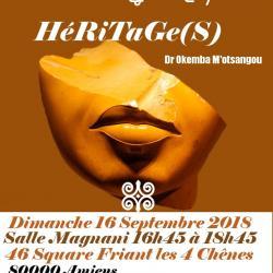 Mission Congo Square : le dimanche 16 septembre 2018 de 16h45 à 18h45