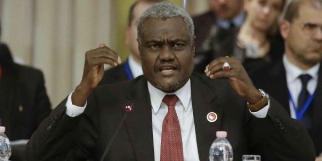 Le président de la Commission de l'UA assistera à l'investiture du nouveau président mauritanien