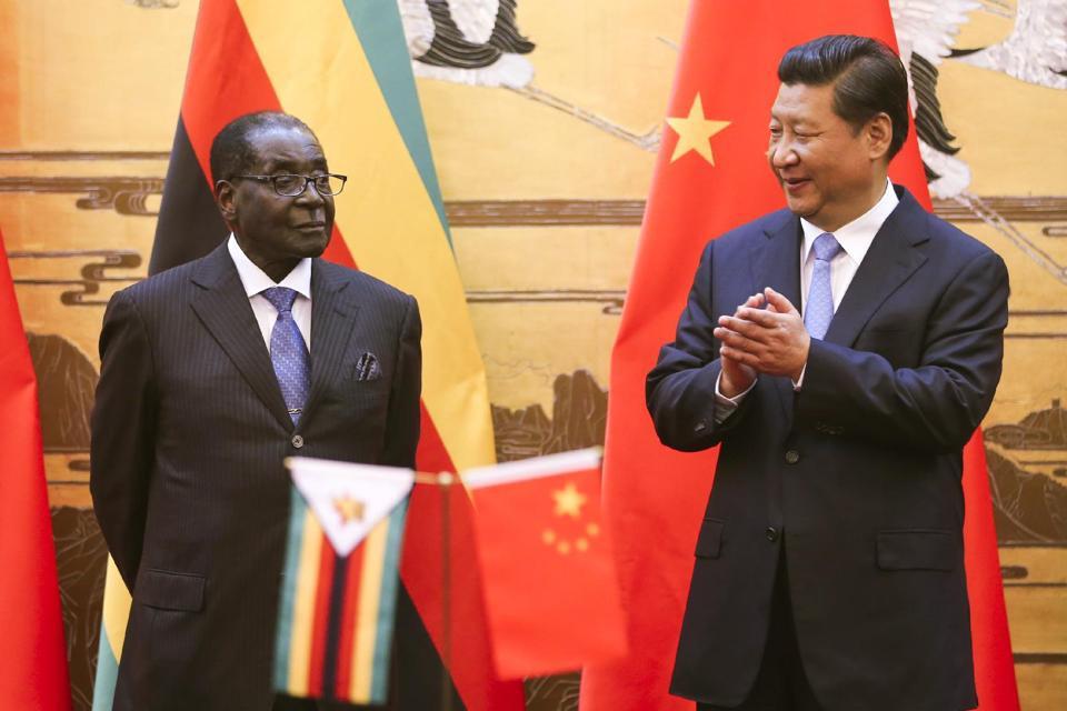 Mugabe et xi jinping1