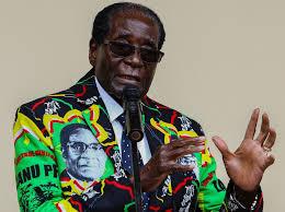 Le parti au pouvoir au Zimbabwe rend hommage à l'ex-président Mugabe