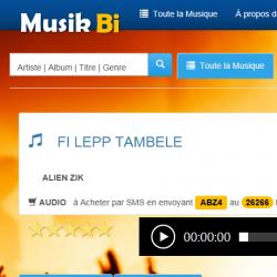 Sénégal : lancement du premier site de téléchargement de musique par SMS en Afrique