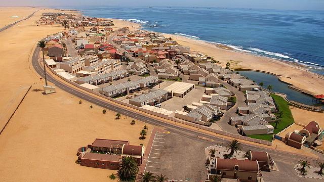 Namibia long beach leisure park