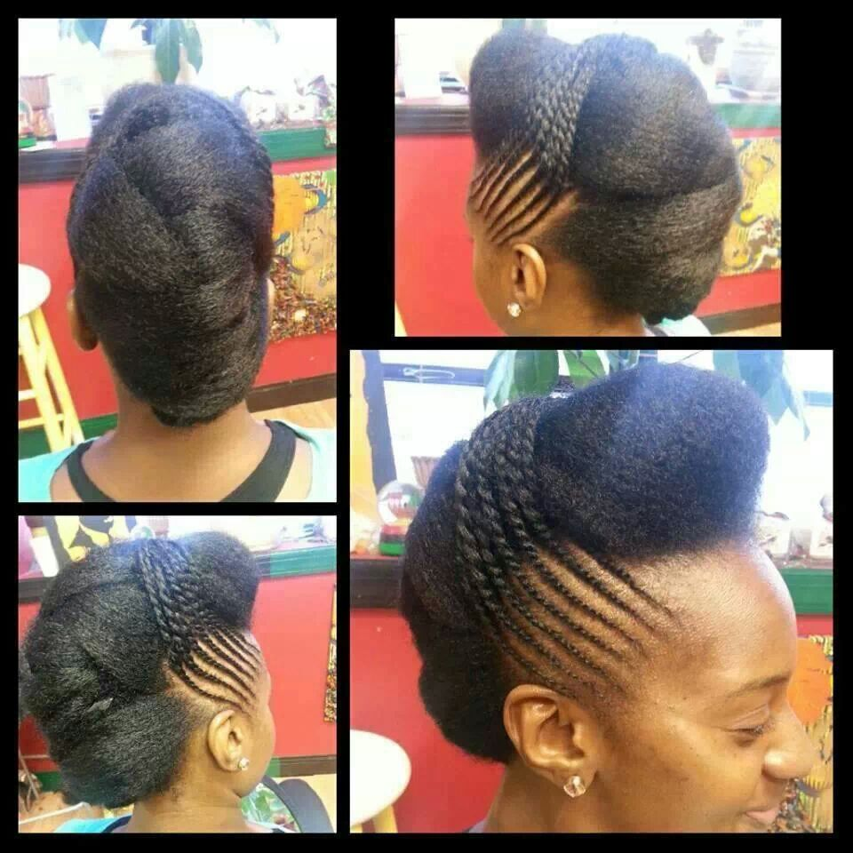 Beaut bne/ides coiffures - Aaliyah Hairstyles