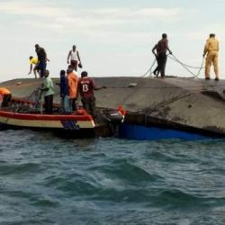 RDC: 104 personnes confirmées mortes dans le dernier naufrage sur le lac dans l'est du pays