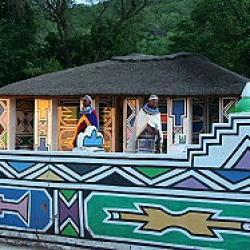 Maison Ndébélé
