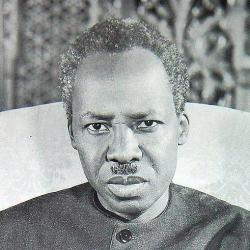 Portrait de Julius Kambarage Nyerere