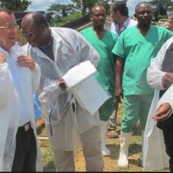 L'OMS se félicite du feu vert pour un deuxième vaccin anti-Ebola en RDC
