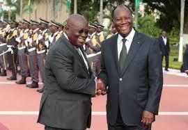 """La Côte d'Ivoire et le Ghana signent un accord de """"partenariat stratégique"""""""