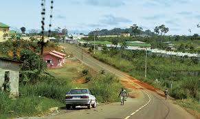 Quartier Mont Miyele(Oyem Gabon)