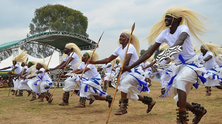 Le Festival panafricain de la danse s'ouvre au Rwanda