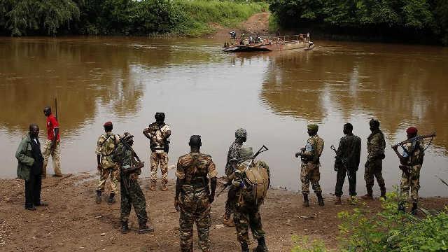 Centrafrique : nouveau regroupement des factions rebelles à Kaga-Bandoro