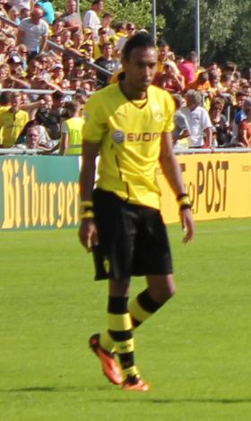 Pierre emerick aubameyang 2013