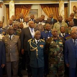 Afrique centrale : le comité des chefs de police se mobilise pour lutter contre l'insécurité transfrontalière