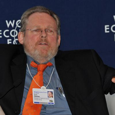 Rob davies 2009 world economic forum on africa