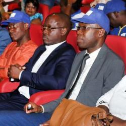 Ouverture du Salon de l'emploi et des compétences à Cotonou