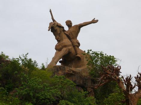 Samory woyowoyanko