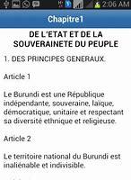 """Burundi : le 2ème parti au pouvoir invite ses militants à voter """"oui"""" au référendum constitutionnel"""