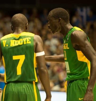 Senegal basket