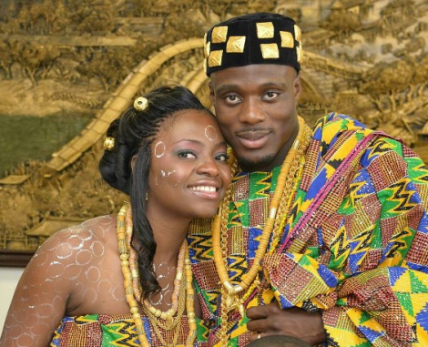Senoufo mariage