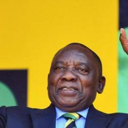 Le président sud-africain attendu en Zambie pour une visite de travail