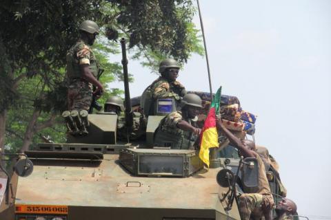 Soldat camerounais 0