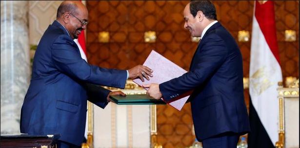Soudan egypte