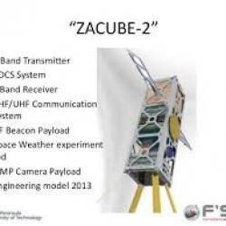 Le nano-satellite le plus moderne d'Afrique est prêt au lancement