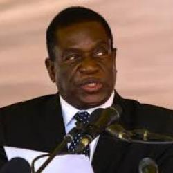 Le président zimbabwéen appelle les Etats-Unis à être plus objectifs sur la situation du pays