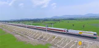 Train addis