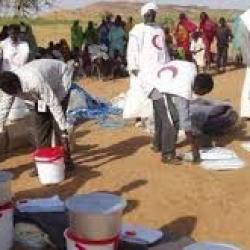 Le Croissant-Rouge soudanais va lancer un appel urgent afin de venir en aide aux réfugiés du Soudan du Sud