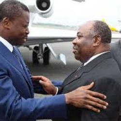 Les présidents togolais et gabonais s'engagent à collaborer pour lutter contre le terrorisme sur le continent africain