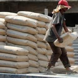 Ciment : environ 2,6 millions de tonnes de production annuelle au Cameroun, par quatre opérateurs