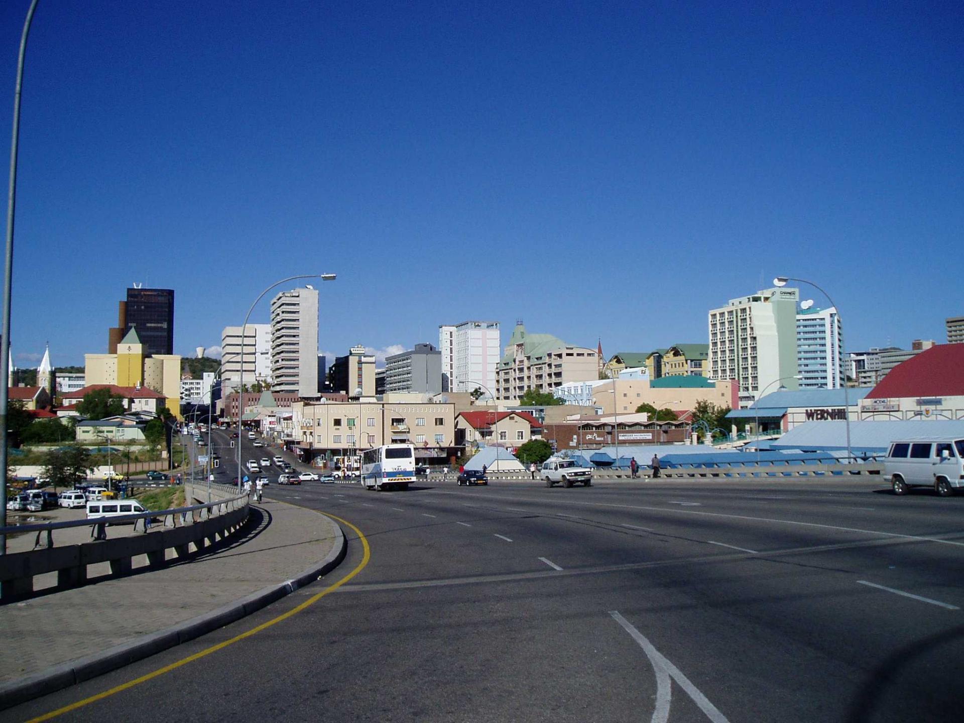Windhoek(Namibie)