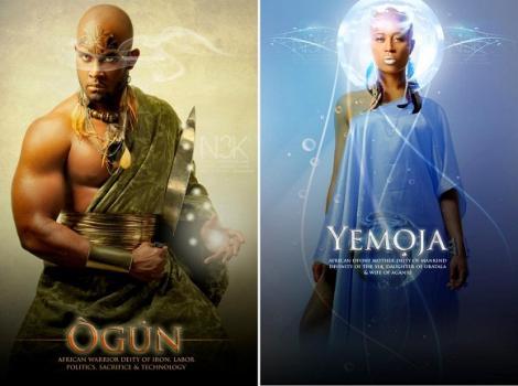 Yoruba deities 11