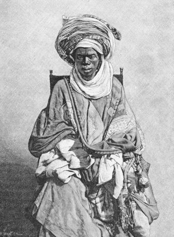 Yoruba trader