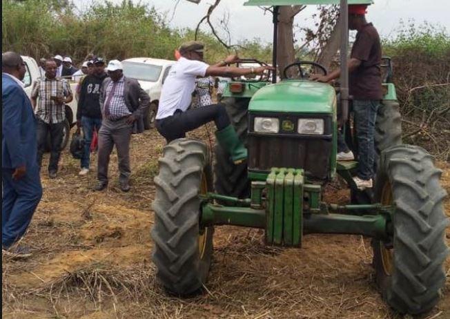 Le Gabon envisage de créer deux zones agricoles à forte production